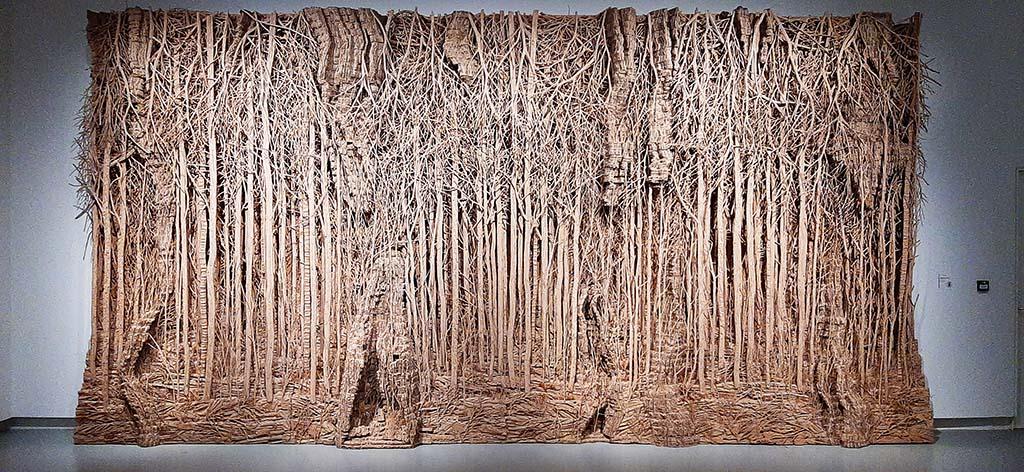 Eva Jospin Forêt Palatine (2019-2020) © Jospin © foto Wilma Lankhorst