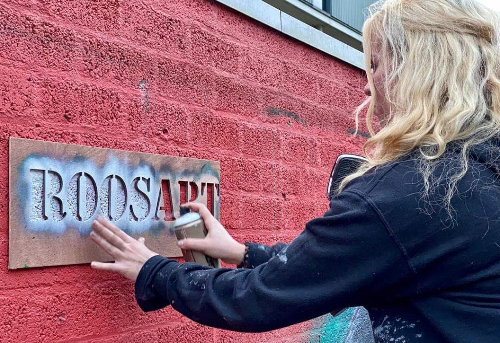 RoosArt Tag RoosArt © Rosalie de Graaf