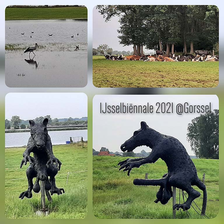 IJsselbiennale 2021 X17 De Rat #Atelier van Lieshout AVL © foto Wilma_Lankhorst.
