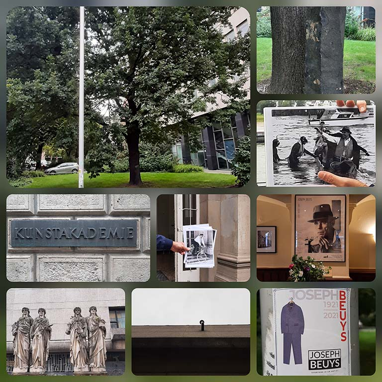 Beuys 2021 Düsseldorf © foto Wilma_Lankhorst.