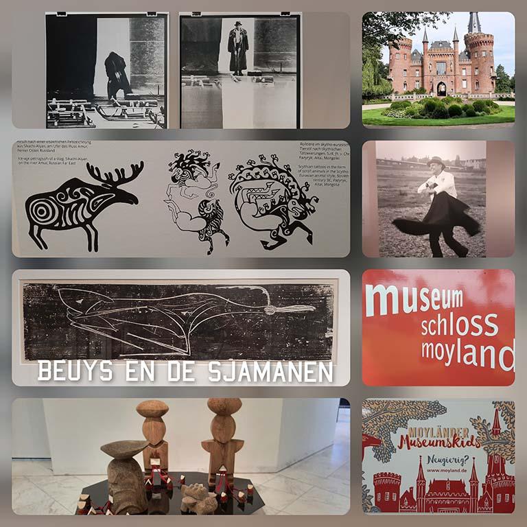 Beuys en_de_Sjamanen_Schloss_Moyland 2 © foto Wilma_Lankhorst