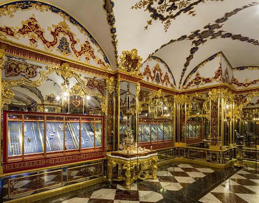 Dresden Historisches Grune Gewolbe © Residenzschloss HGG Dresden