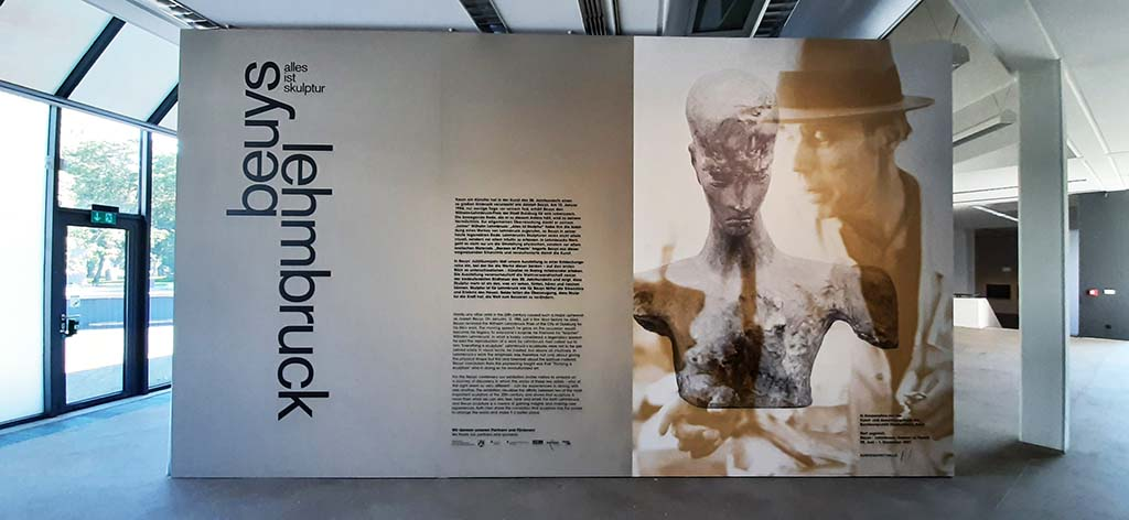 Lehmbruck Museum Duisburg, Alles ist Plastik © foto Wilma Lankhorst